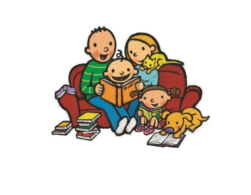 """Библиомарафон """"Читающая семья"""""""